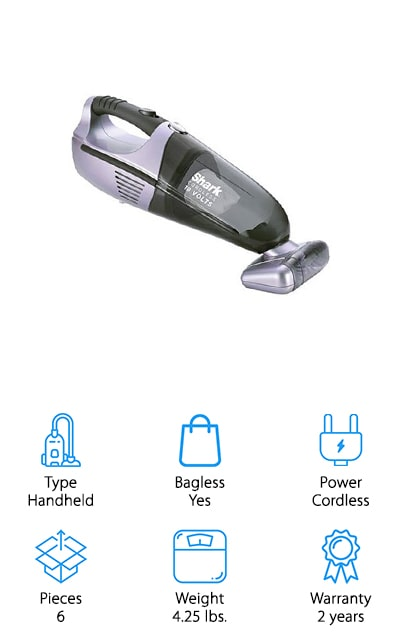 Shark Pet-Perfect II Hand Vacuum