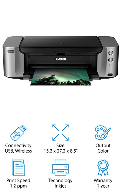 10 Best Printers for Chromebook 2019 [Buying Guide
