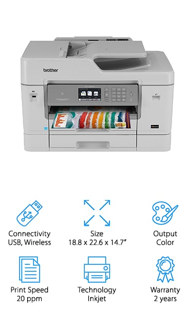 Brother MFC-J6935DW Printer