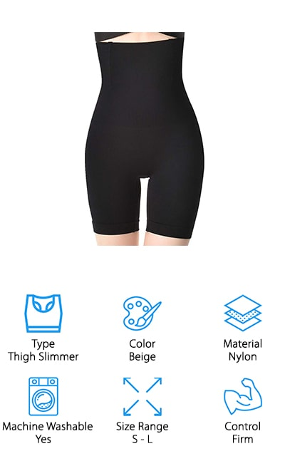 Aivtalk High Waist Shapewear