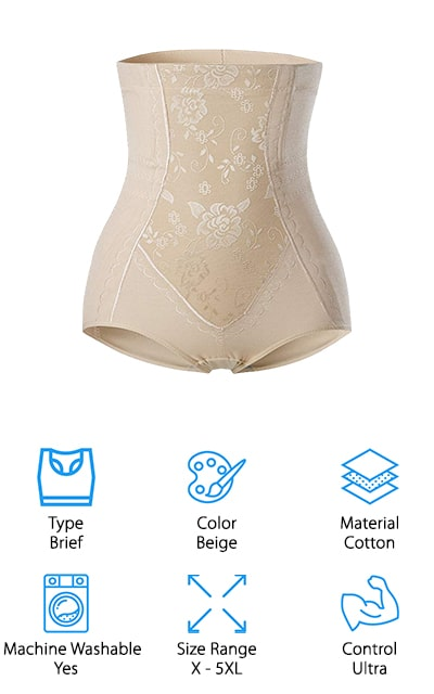 Paz Wean Shapewear Briefs