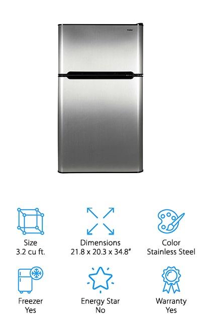 Haier Garage Refrigerator