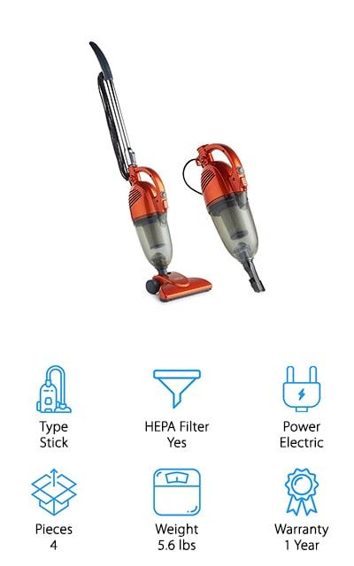 VonHaus 2 in 1 Vacuum