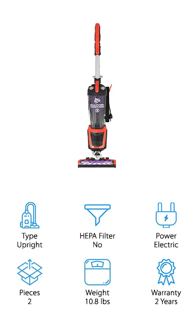 Dirt Devil Razor Pet Vacuum