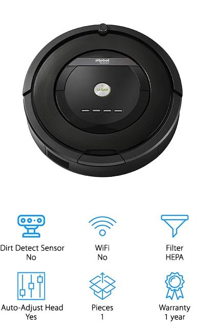 iRobot Roomba 880 Vacuum