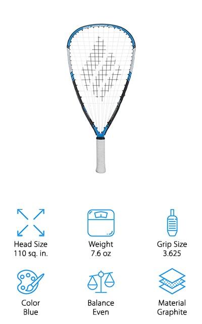 Ektelon Thunder Racquet