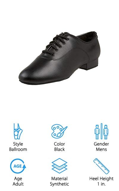 Capezio Social Dance Shoe