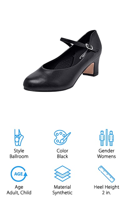 """STELLE 2"""" Character Shoe"""