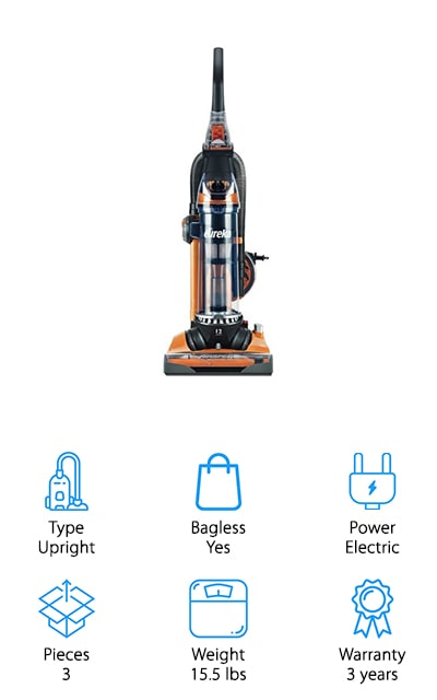 Eureka Airspeed Pet Vacuum