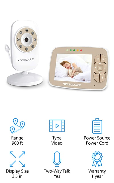 Willcare Baby Monitor