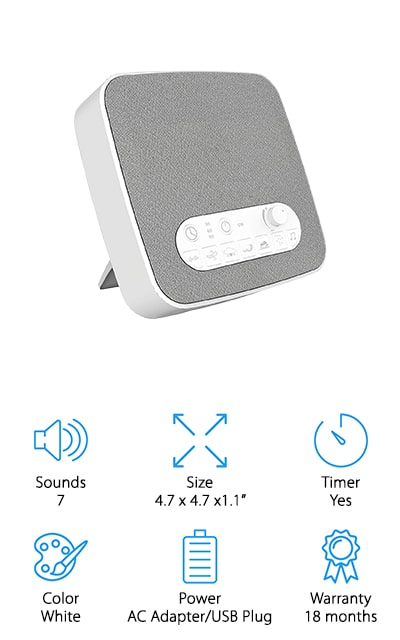 BESTHING Sleep Sound Machine