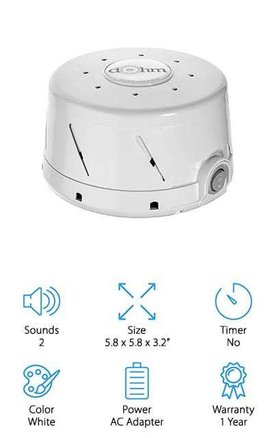 Marpac Dohm Sound Machine