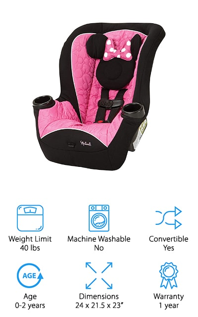 Disney APT Car Seat