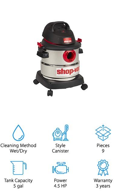 Shop-Vac 5989300 Wet Dry Vacuum