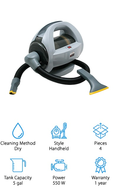 Carrand AutoSpa Vacuum