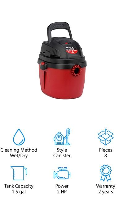 Shop-Vac 2030100 Wet Dry Vacuum