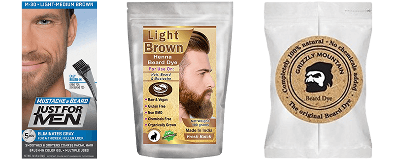 Best Beard Dyes
