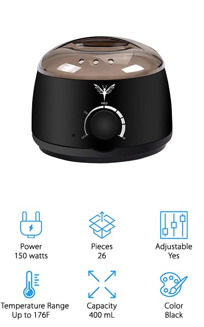 Ejiubas Wax Warmer