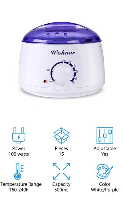 Wokaar Wax Warmer