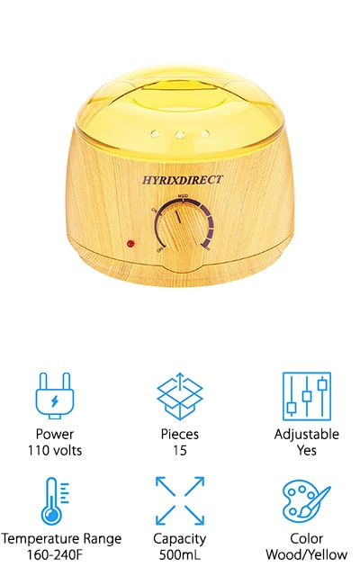 HYRIXDIRECT Wax Warmer