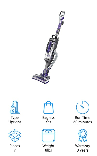 BLACK+DECKER Power Series PRO Vacuum