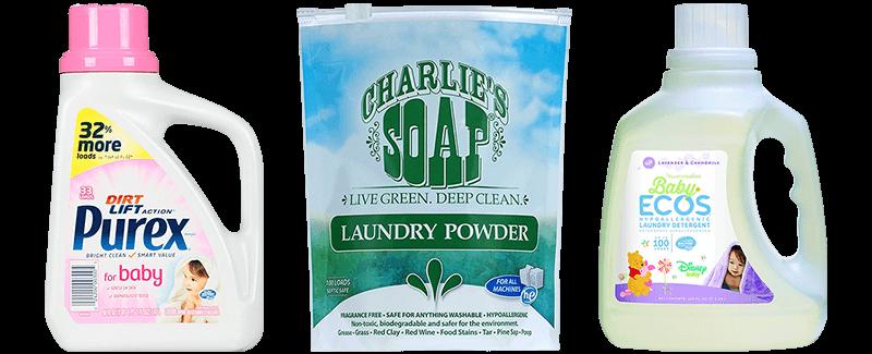 Best Laundry Detergents for Babies