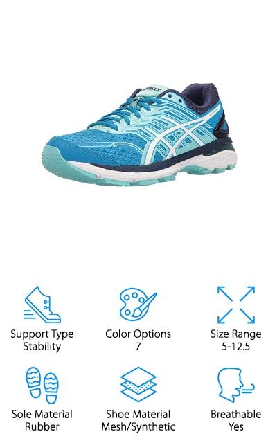 ASICS Women's Gt-2000 5 Shoe