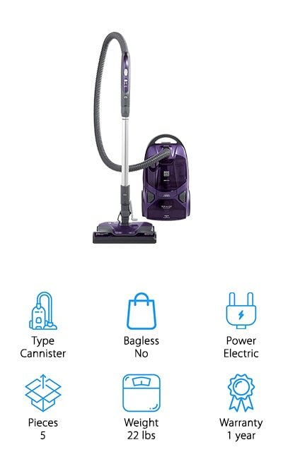 Kenmore 81614 Canister Vacuum