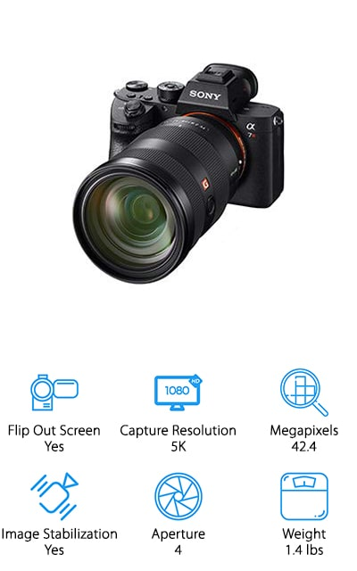 Sony a7R III Full-Frame Camera