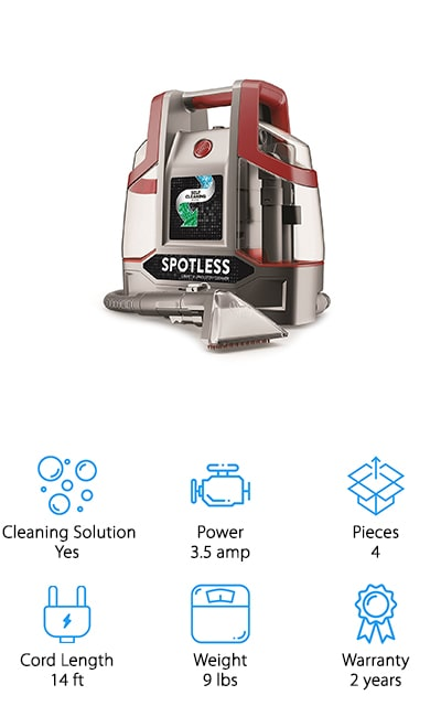 Hoover Spotless Carpet Cleaner