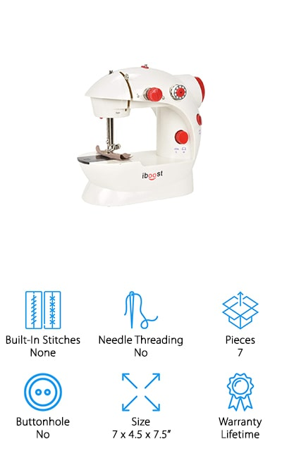 iBoost Portable Sewing Machine