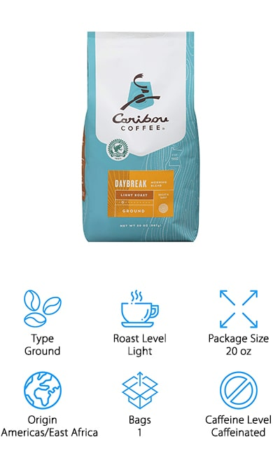Caribou Daybreak Morning Coffee