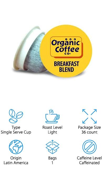 Organic Coffee Co. OneCup