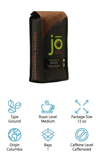 Colombia JO Gourmet Coffee