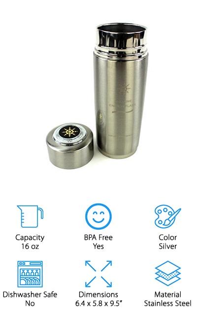 Great Deal Alkaline Water Bottle