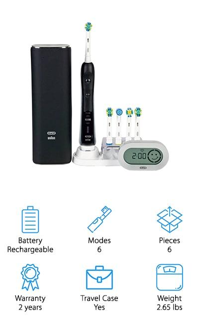 Oral-B 7000 SmartSeries Electric Toothbrush