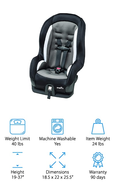 Evenflo Tribute Sport Car Seat