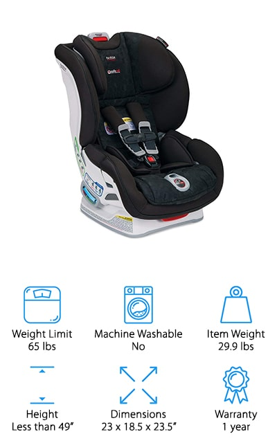 Best Small Convertible Car Seats