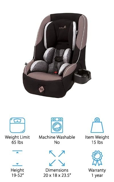 Safety 1st Guide 65 Car Seat