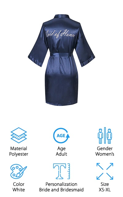 Joy Bridal Yukata Robes