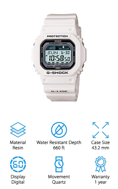 Casio G-Shock Glide Watch