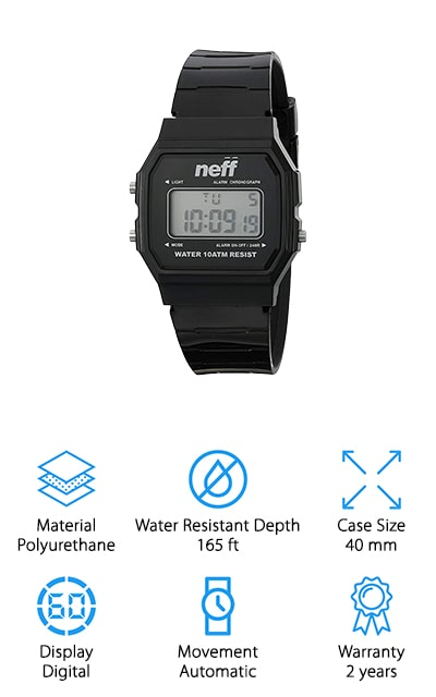 Neff Unisex Surf Watch