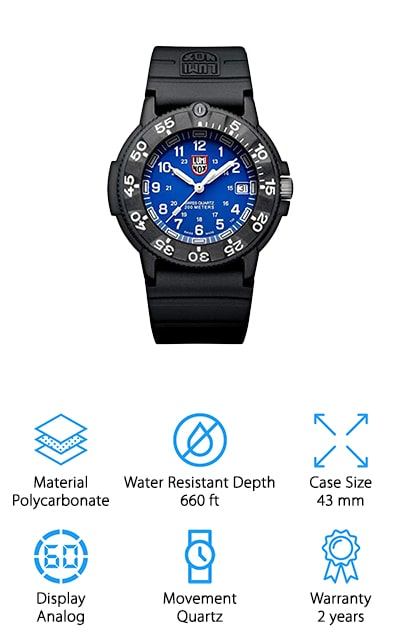 Luminox Navy SEAL Watch