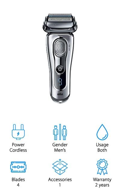 Best Electric Razors for Sensitive Skin