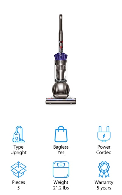 Dyson DC65 Animal Vacuum Cleaner