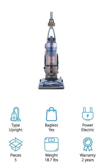Hoover T-Series Pet Rewind Vacuum