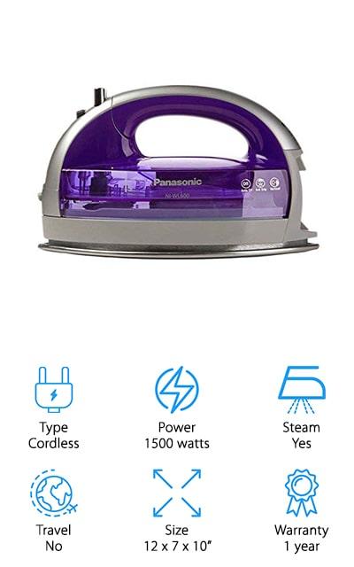 Panasonic 360 Freestyle Iron