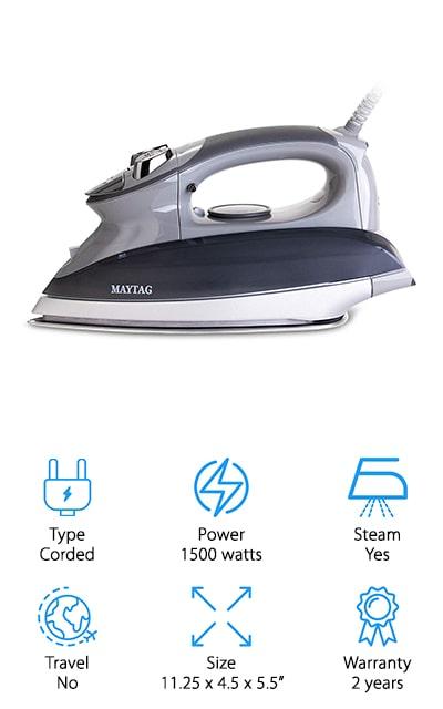 Maytag M800 Smart Fill Iron