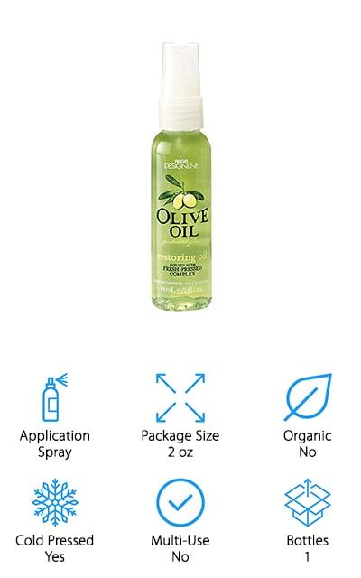 Regis Designline Restoring Olive Oil