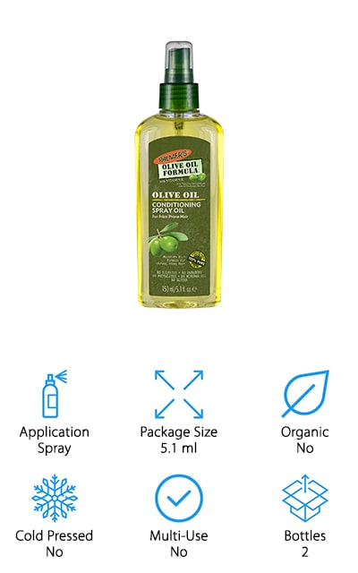Palmer's Conditioning Olive Oil